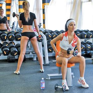 Фитнес-клубы Махачкалы