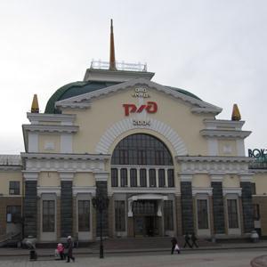 Железнодорожные вокзалы Махачкалы